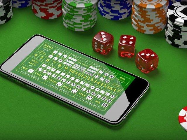 洗練されたカジノ